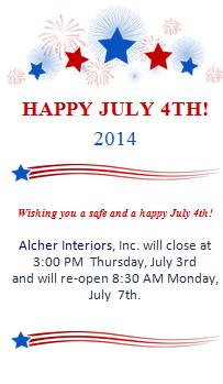 Alcher-july4