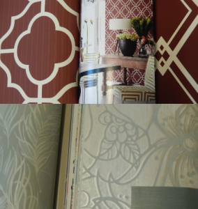 Alcher Interiors - Wallpaper - April 2015 - new books